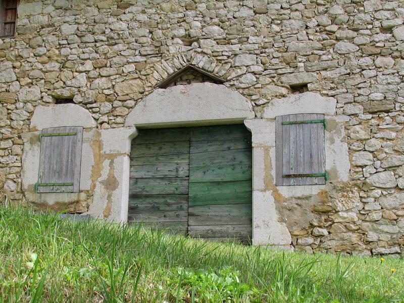 Le Boucher - Grange