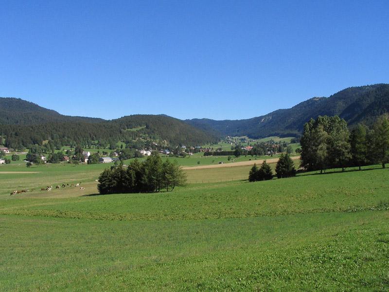 Val d'Autrans depuis Le Truc