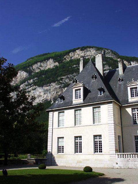 Château de Sassenage - Aile sud