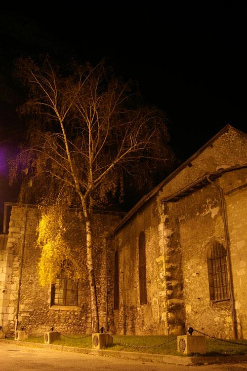 chapelle église de Sassenage Lesdiguière