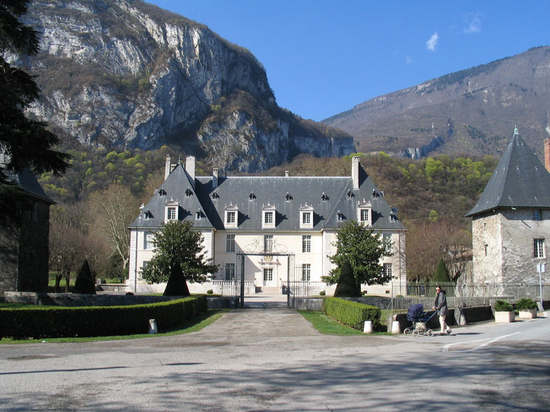 photo chateau sassenage