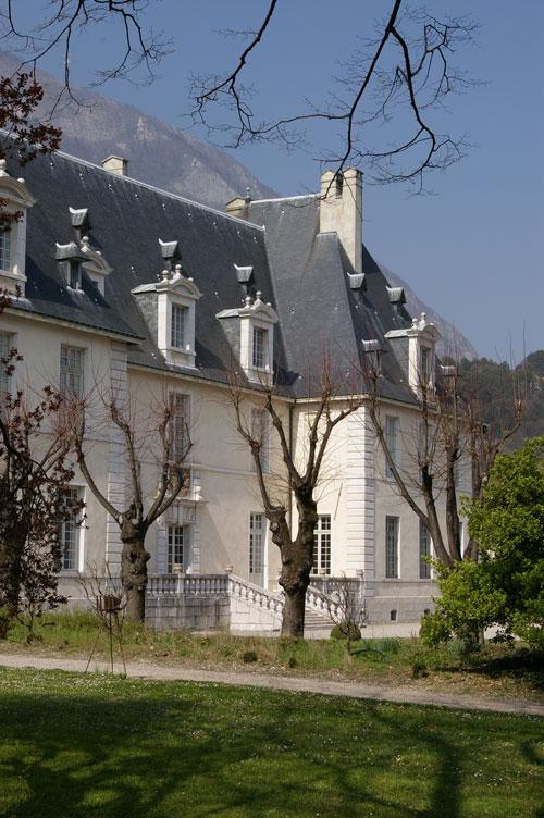 perron château Sassenage