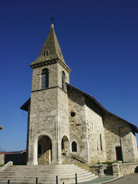 église montaud