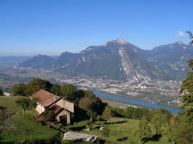 ferme Durand - vallée de l'Isère