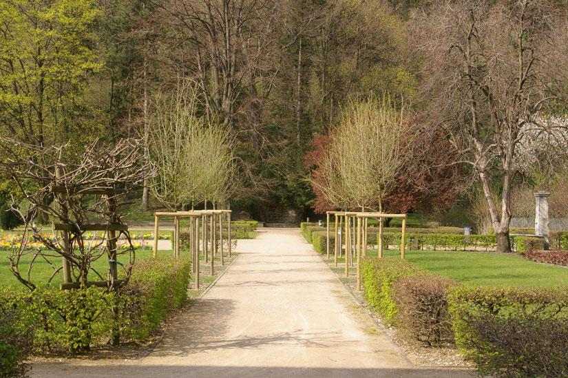 Sassenage jardin Notre Dame