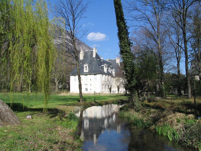 chateau sassenage canal