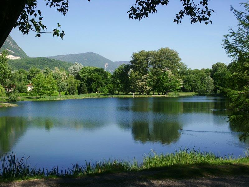 lac ovalie été