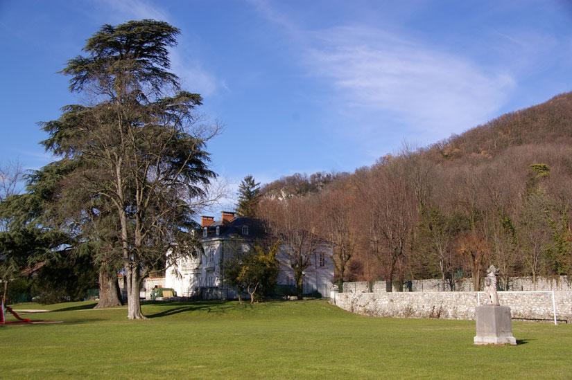 parc de Rochepleine - Saint-Egrève