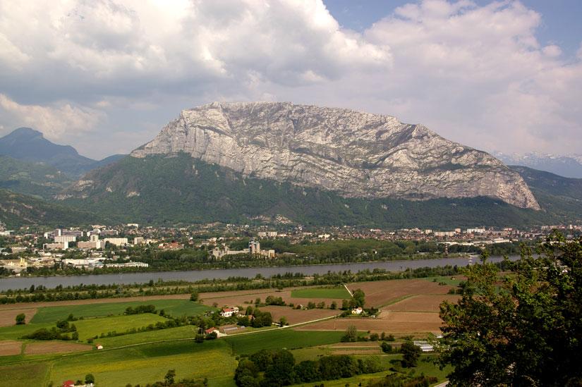 plaine de Sassenage et Néron