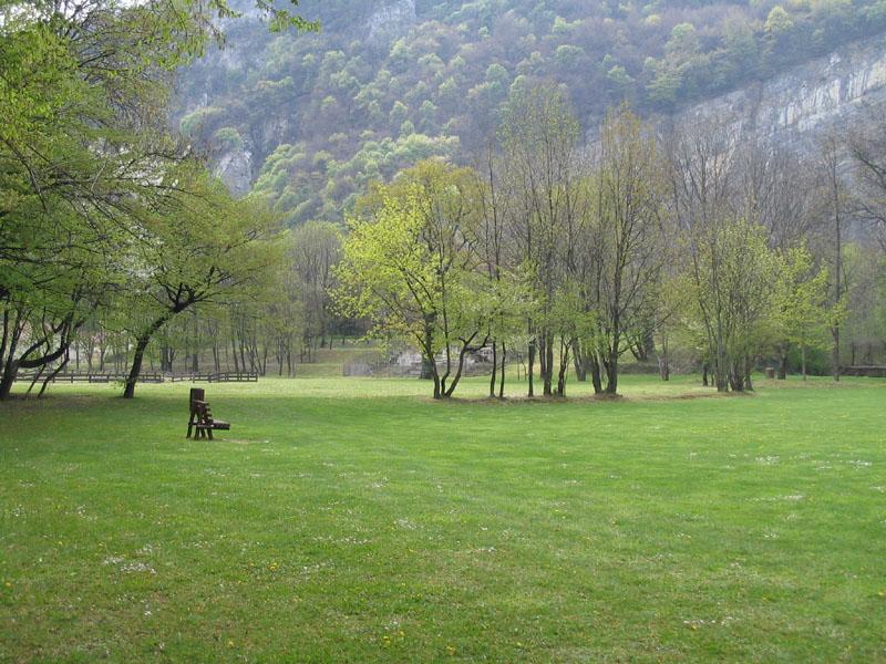 parc de la Poya Fontaine