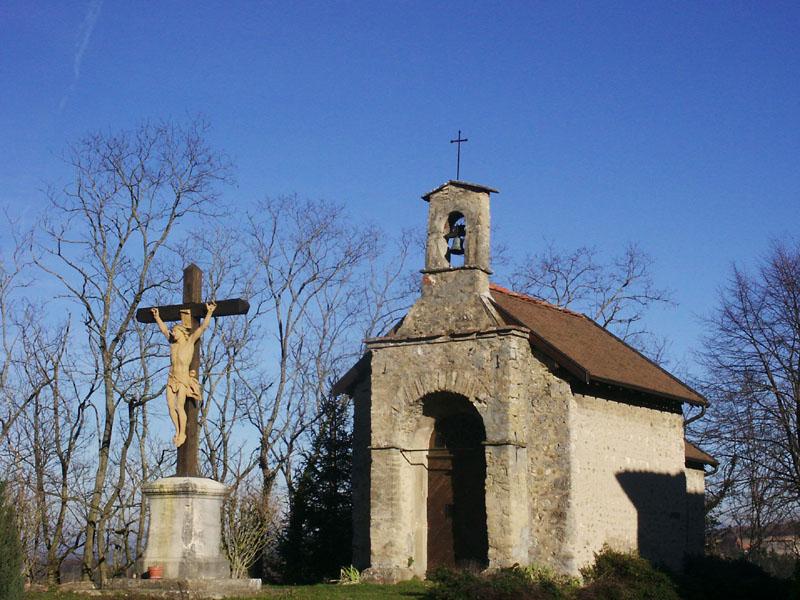 Chapelle St-Victor de Cessieu