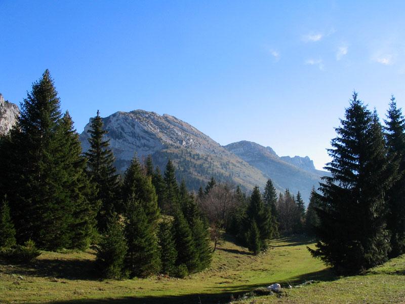 Montagnes de Lans