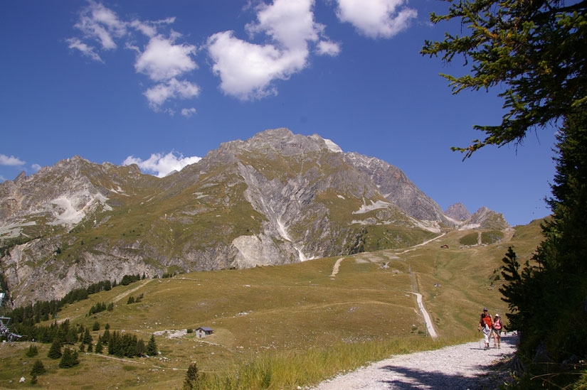 randonnée mont Bochor