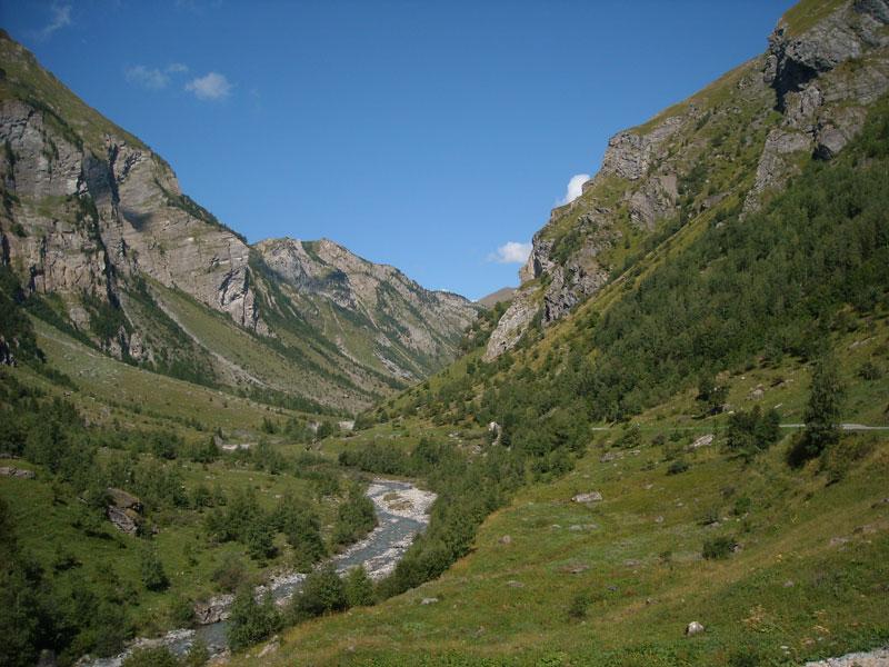 vallée de Chapieux